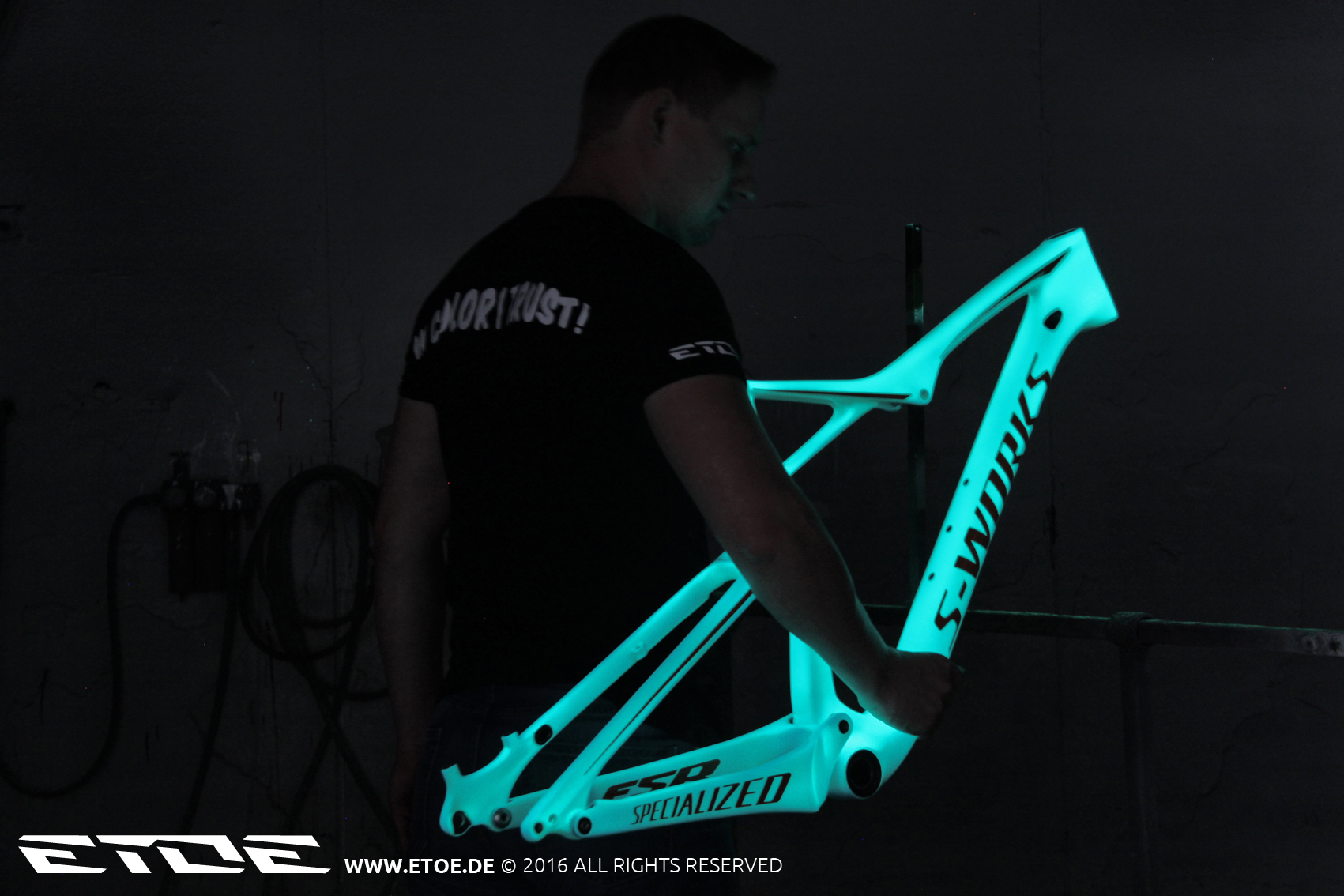 specialized glow in the dark